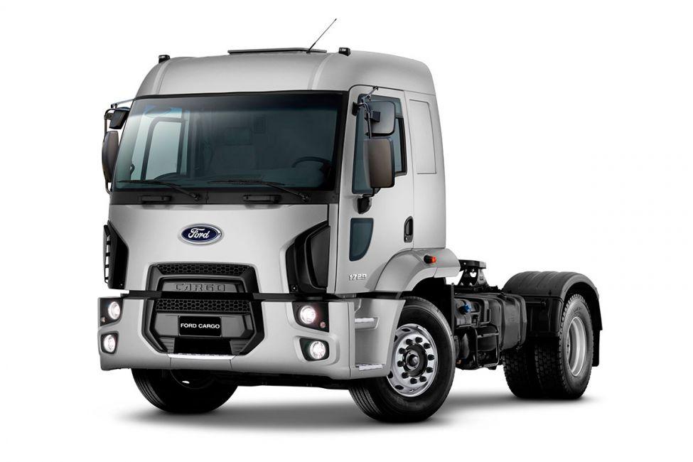 Ficha Del Camiones Ford Cargo 1729 6x2 Lombardi Camiones